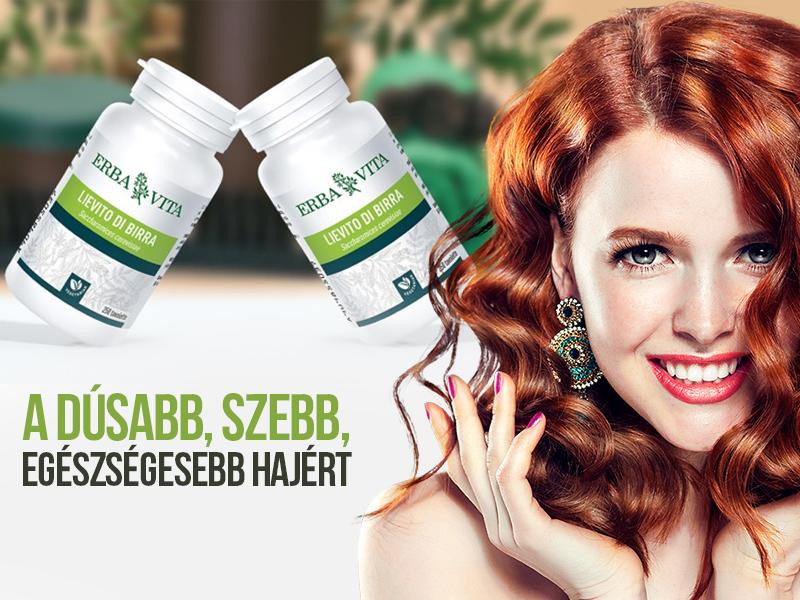 Mikronizált Sörélesztő tabletta! Természetes vitamin és nyomelem forrás, haj, bőr és körömkúra.